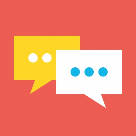 instant message: Chat Icon