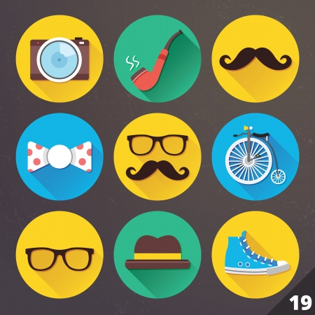 tobacco pipe: Icons for Web and Mobile Applications
