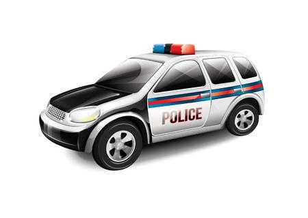 police car: Police Car