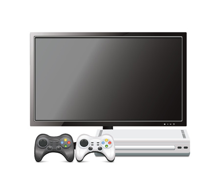 xbox: Game Console With TV