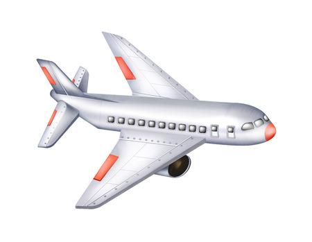 Plane Stock Vector - 26191648