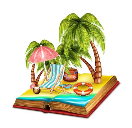 Summer Open Boek