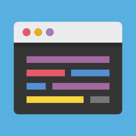 Code Editor Icon