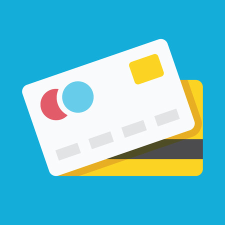 e card: Credit Card Icon