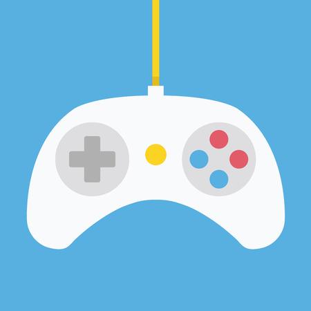 ゲームパッド アイコン  イラスト・ベクター素材