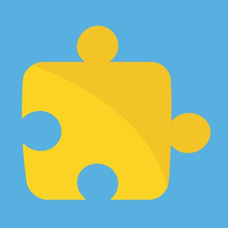 conundrum: Puzzle Icon Illustration
