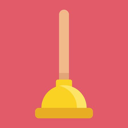 unblock: Vector Plunger Icon