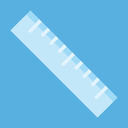 Vector Ruler Icon Vector