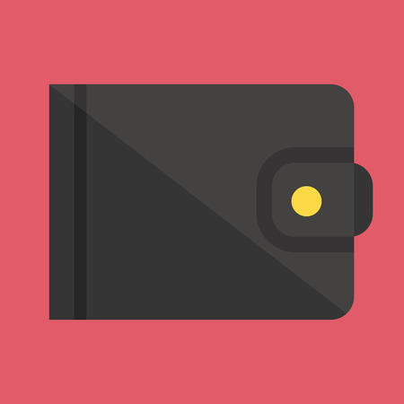 Vector Wallet Icon Vector