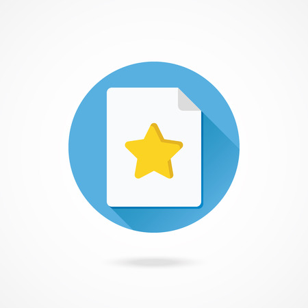 addendum: Vector Add to Bookmarks Icon Illustration