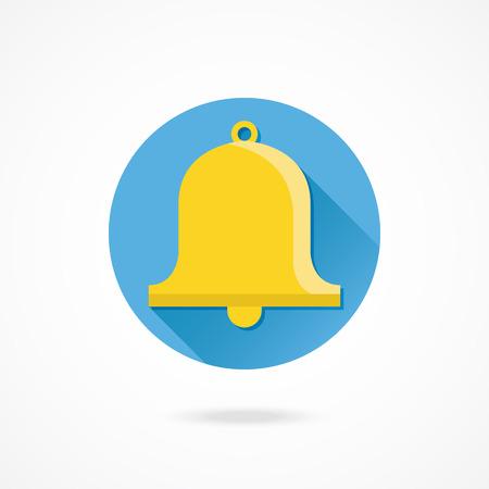 recess: Vector Bell Icon
