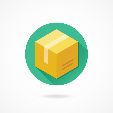 Vector Box Icon