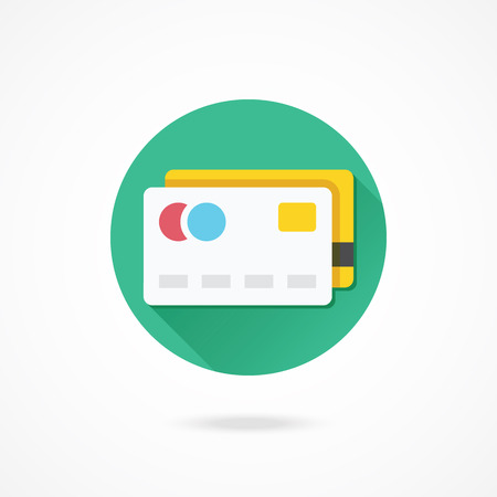 e card: Vector Credit Cards Icon