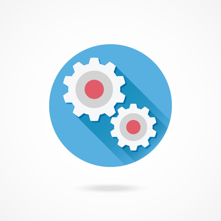customize: Vector Gears Icon