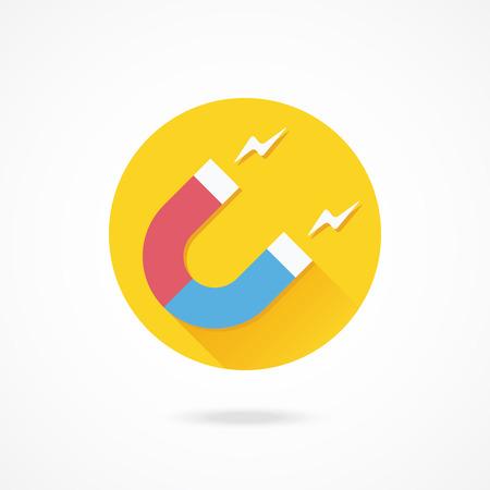 polarity: Vector Magnet Icon