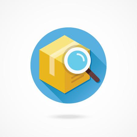 search box: Vector Search Box Icon