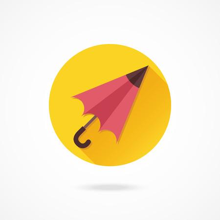 Vector Umbrella Icon Vector
