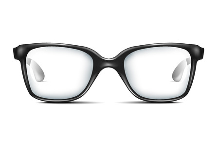 eye wear: Glasses Illustration