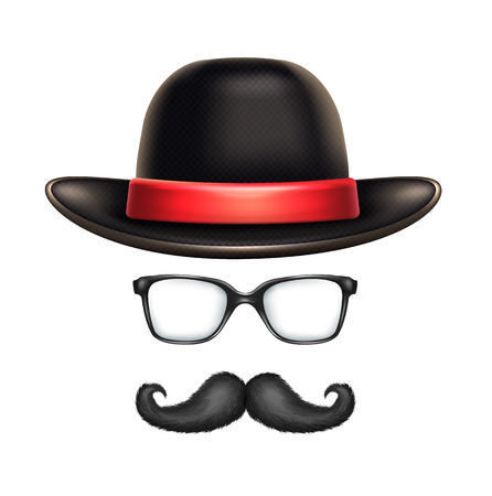 bowler hats: Invisible Man