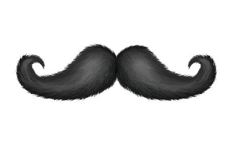 Mustache Stock Vector - 28395553