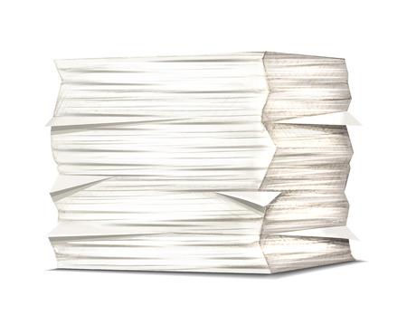 stapel papieren: Stapel Papers