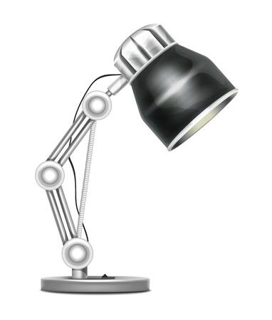 reading lamp: Reading Lamp Illustration
