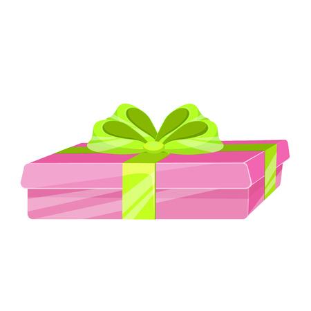 sacrifice: Vector Gift Box Icon