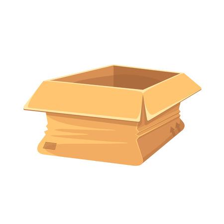 packer: Vector Open Box