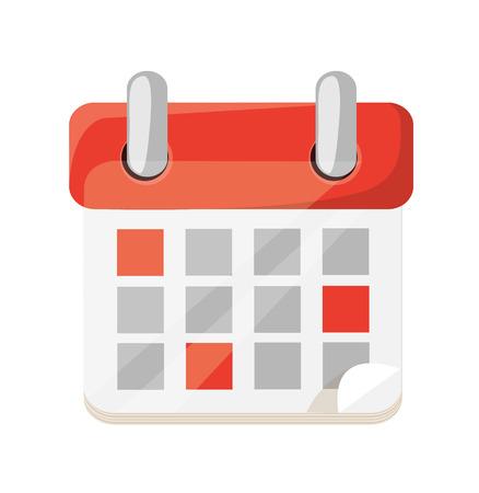 dui: Vector Calendar Flat Icon