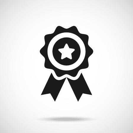 Award icon. Vector illustration