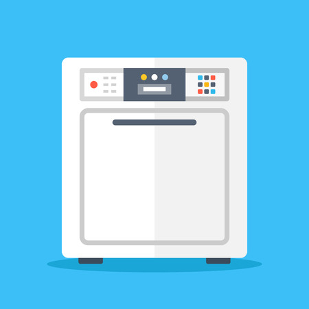 dishwasher graphic design Çizim