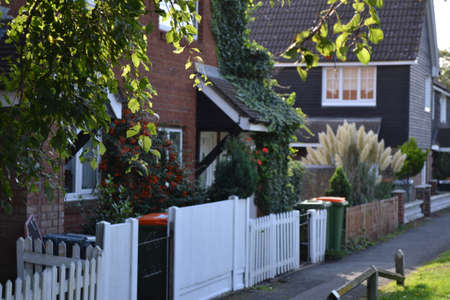 Encloser houses photo