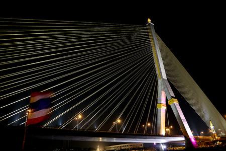 rama: Rama viii Bridge bangkok Thailand