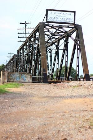 truss: truss span bridge