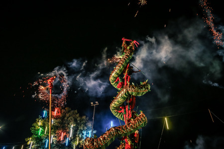 parade: Dragon parade