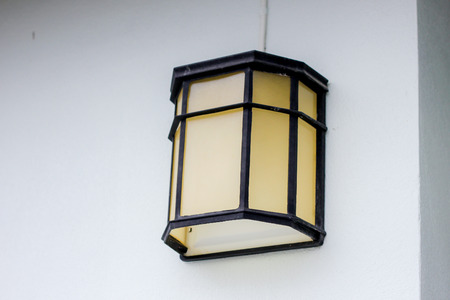 sconce: wall lamp