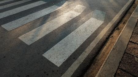 paso de peatones: crosswalk