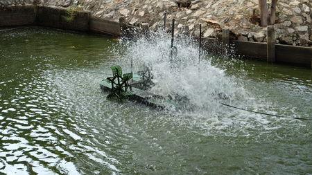 water turbine: City water turbine