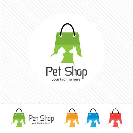 diseño de la tienda de mascotas