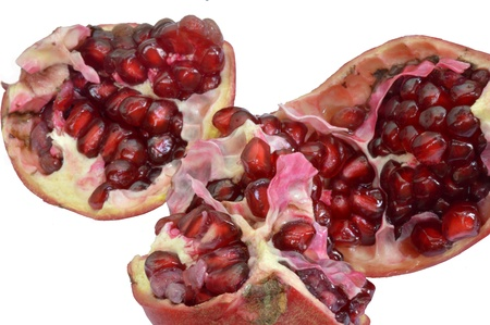 Juicy Pomegranate   Garnet