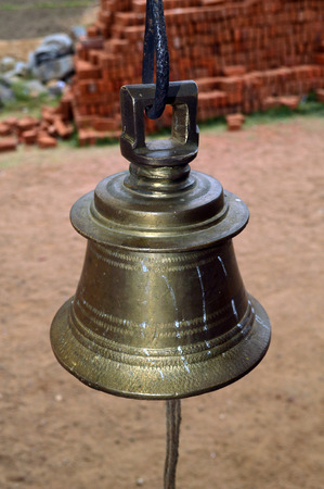 Indian Temple Bell