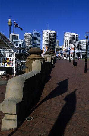 Darling Harbour. Sydney Australia