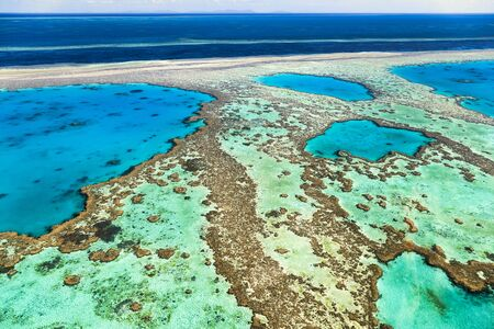 Great Barrier Reef. Whitsundays. Queensland Australia