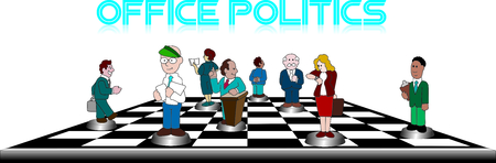 politics: OFFICE STAFFS