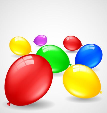 globos de cumpleaños: Globos del cumpleaños
