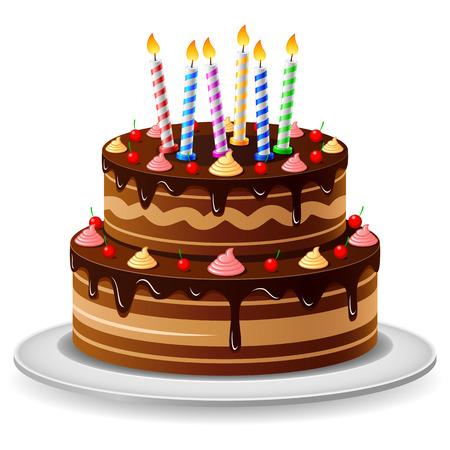誕生日ケーキ 写真素材 - 51226934