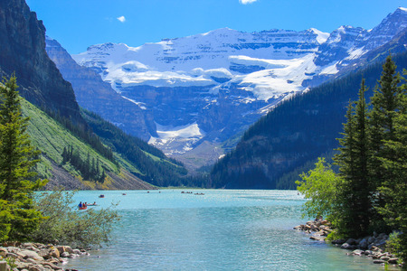 Lake Louise Imagens