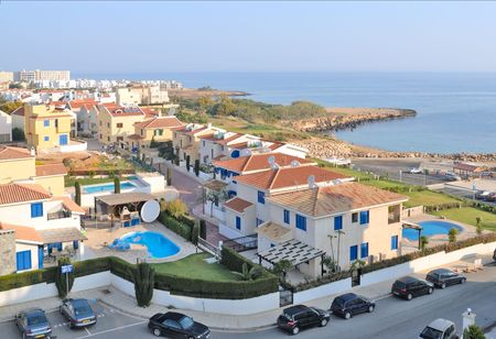 Apartments and cottage for rent on Cyprus coast Editorial