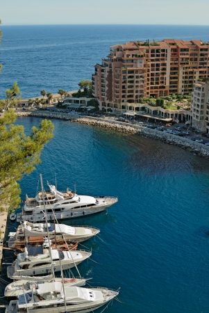 Marina of Monte Carlo in Monaco photo