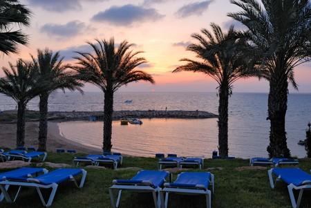 Sunrise at the beach Stock Photo - 3954136